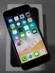 IPhone 6s 32 gb caixa carregador e fone