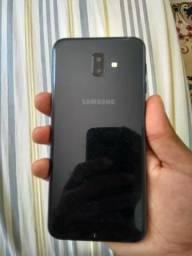 J6+ 32gb zero somente troca por outro celular