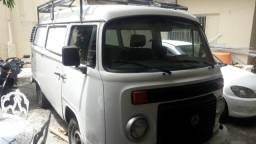 Vendo kombi an 2006 com kit gás - 2006