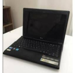Notebook Lg Dual Core 2.50 ghz Hdmi Hd Entrego Parcelo Troco Xbox Pc Ps3