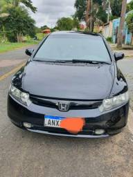 Honda civic 2007 lxs flex - 2007