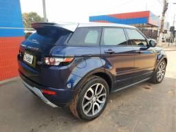 Land Rover Evoque dynamic tech - 2014