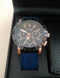 Relógio L &Co TimePieces + Carteira + Caneta #3