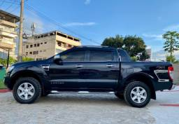 Ranger Limited 3.2 Diesel 4x4 C.Dupla Automático 102 mil KM Ford 2015