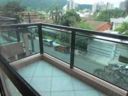 Apartamento com 3 dormitórios para alugar, 130 m² por R$ 2.700,00/mês - Canto do Forte - P