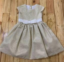 Lindo Vestido de Festa Infantil
