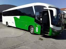 Ônibus Comil Invictus 2019, Scania K312, completo, 16 mil km, R$ 590 mil