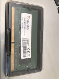 Memória RAM notebook 4 GB DDR 4 2400