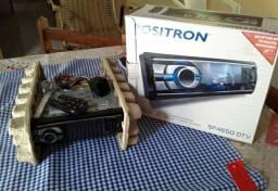 Vendo aparelho de som de carro Positron