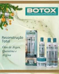 Botox capilar para Loiras.
