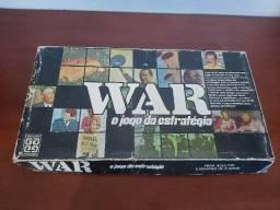 War - Jogo de Tabuleiro da Grow