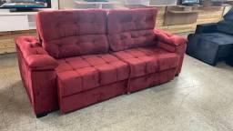 Sofa grande 2,30 largura parcelo em 10x
