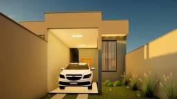 Casa nova com espaço gourmet