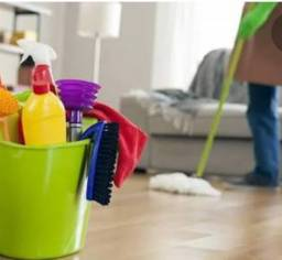 Limpeza de ambientes