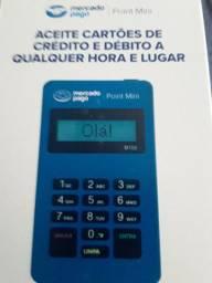 Máquinas de crédito e débito