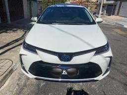 Corolla 2020 Altis /Híbrido/pacote premium!!