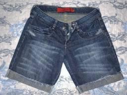 Bermuda Jeans Feminina - Patogê