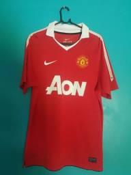 Camisa Manchester United 2010/11