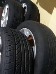 Vendo rodas aro 16 Civic