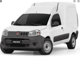 Agregamos veículos Fiorino, Van, Ducato, Furgão, Montana c/ Capota, Doblo, Hr