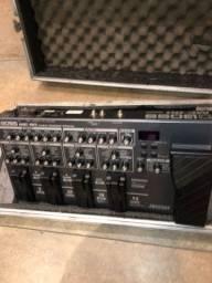 Pedaleira BOSS ME-80 Com Fonte Original e Case
