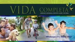 Vila Flor Jundiai , lançamento 1 , 2 e 3 dorm/suite , lazer completo , entrada facilitada