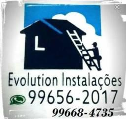 Evolution Instalações