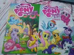 Hq My Little Pony - A Amizade É Mágica Vol 1 E 2