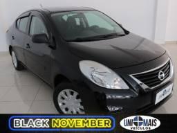 Nissan Versa 1.6 S 2012 Completo Impecável Apenas 29.900 Financia/Troca Ljc