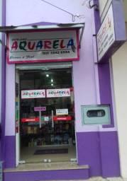 Papelaria Aquarela COMPLETA + PONTO NO CENTRO