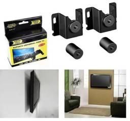 Suporte Universal Fixo de Parede para TV LcD, LED e Plasma