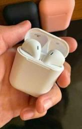 Fone de ouvido sem fio/ 12 Tws bluetooth com touch