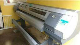Maquina de impressão eco solvente