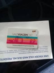 Vendo cartão cvc