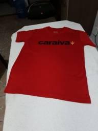 Camisa malhão da Osklen M, G e GG