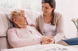 Acompanhante idosos/ acompanhante hospitalar/ home care/ acamados