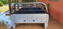 Caçamba S10 cabine simples