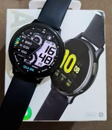Relógio Samsung Galaxy Watch Active 2 Preto 2 meses de uso
