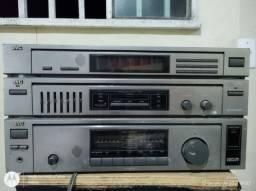 Amplificador 300 reais    jvc