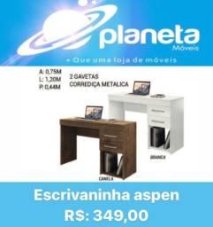 Título do anúncio: Mesa para escritório c duas gavetas