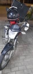 Moto Cg 260 2019 pra sair hoje