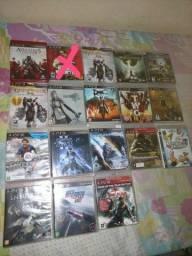PS3 jogos 30 cada