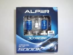 Lâmpada Alper Cristal Blue Xtreme - acompanha lâmpada do Farolete