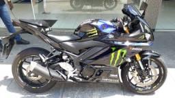 Título do anúncio: Yamaha YZF R3 Monster 2020 ABS Espetacular