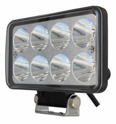 Farol de LED Retangular Alta e Baixa