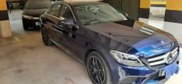 Título do anúncio: Mercedes Benz C 200 Eq Boost 19/19 com 8.000 km, zero.