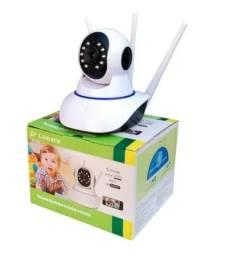 Título do anúncio: Câmera de segurança IP Wifi