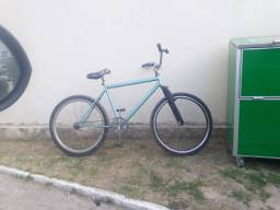 Bicicleta (de adulto - não é pequena)