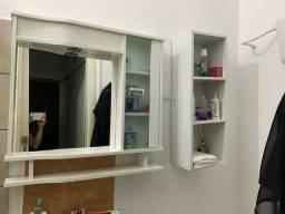 Armário de banheiro + nicho