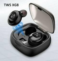 Fone Tws Xg8 bluetooth 5.0